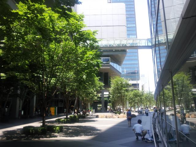 東京国際フォーラム外